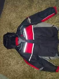 Used motorcycle jacket medium