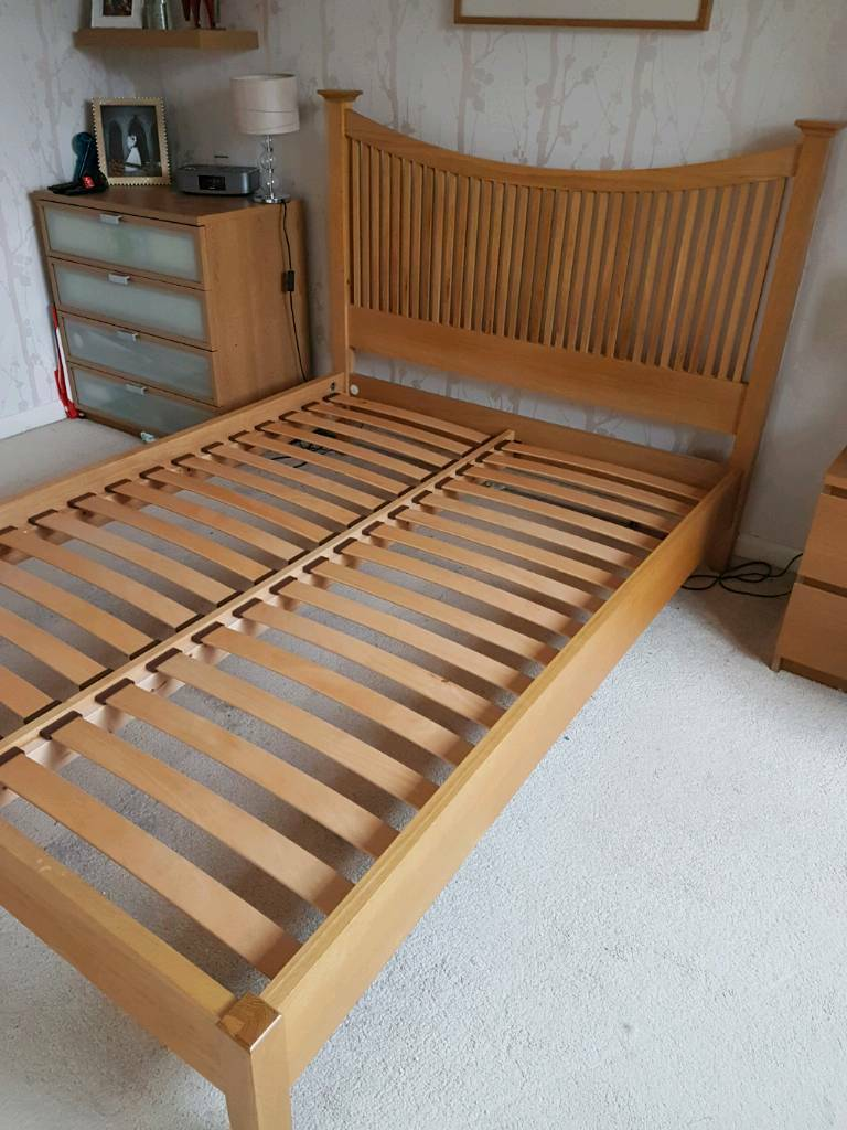 Willis & Gambier Spirit Low End Double Bed Frame