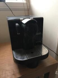 DeLonghi Nespresso Lattissima with descaling kit