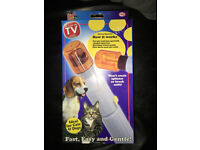 Pet nail file, battery operated. As new.