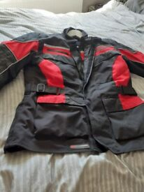 REDUCED AGAIN NEED GONE Mens motorcycle jacket