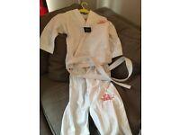 TAGB Taekwondo Uniform size 00/120