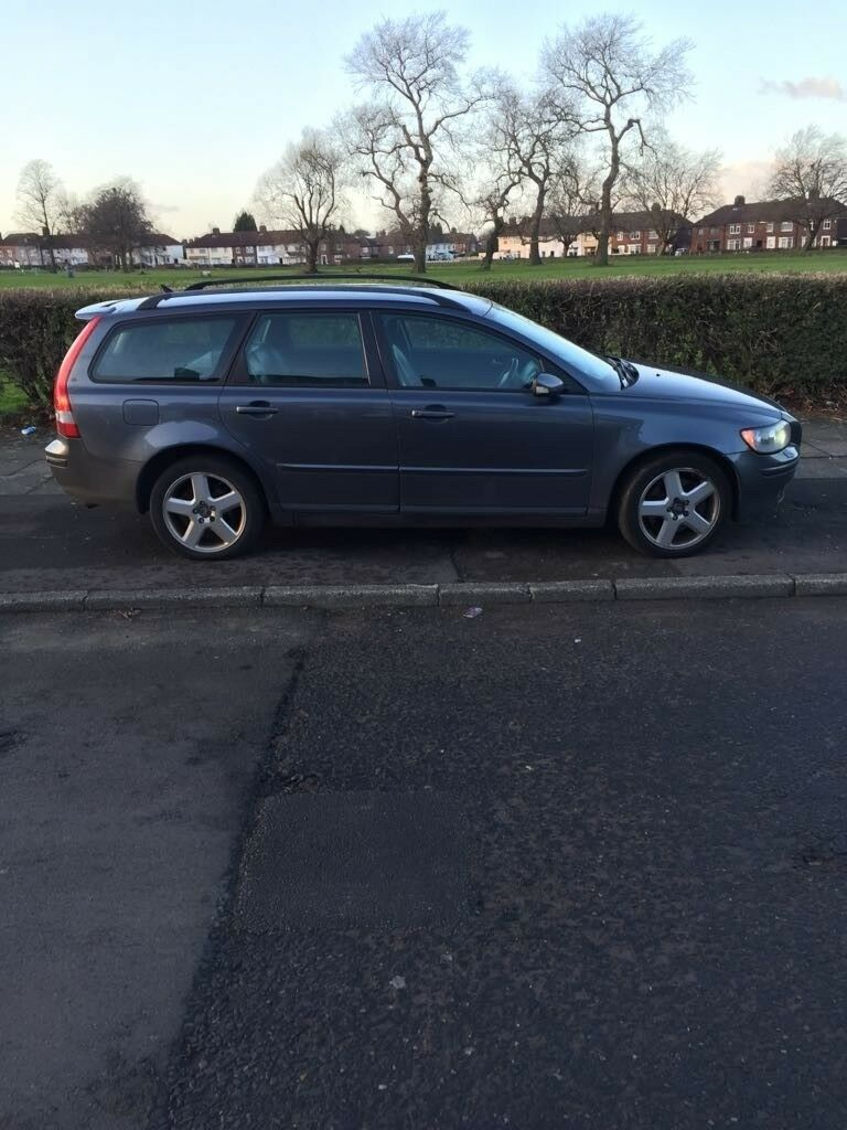 Volvo V50 T5 Awd Rare Car 25t St Engine In Liverpool S70 Diagram
