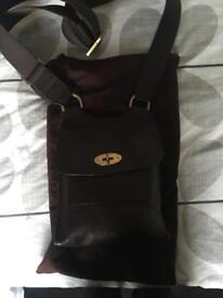 Genuine mulberry Antony messenger bag