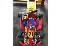 Zip Kart Comer 60cc Engine