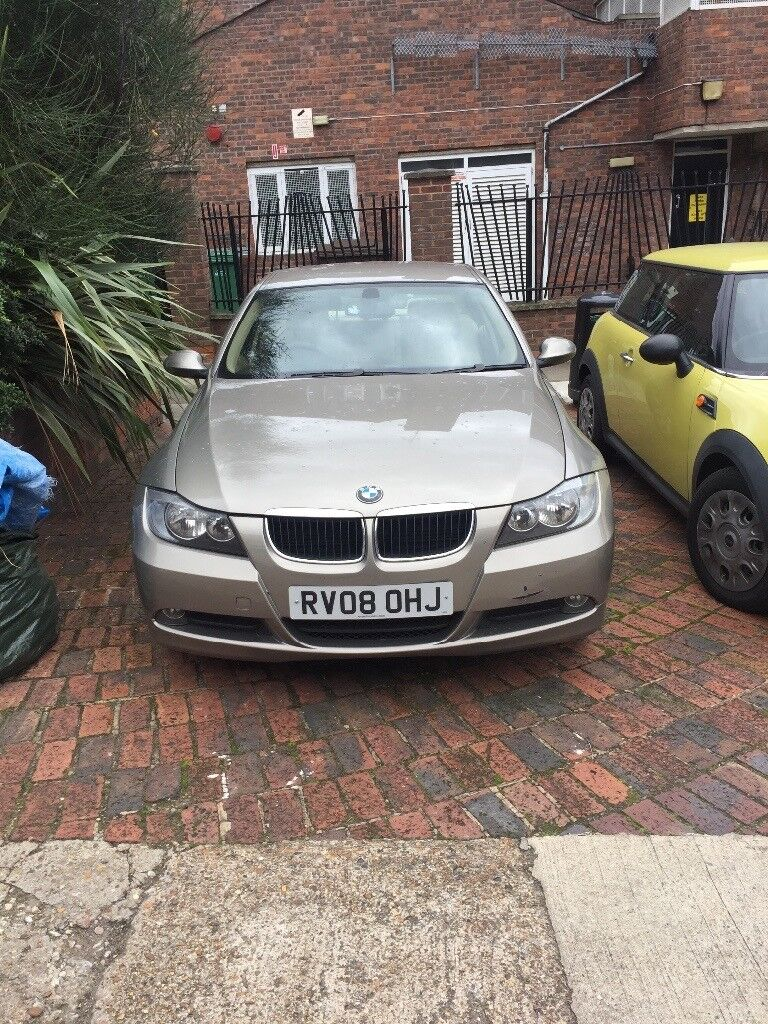 2008 Manual BMW 3 Series 318I Petrol