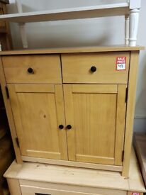 Porto small sideboard - Solid pine