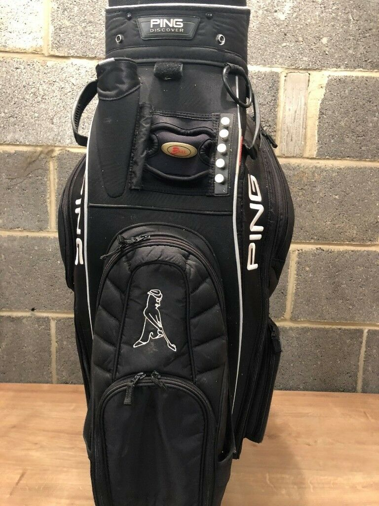 Ping Discover Golf Cart Bag In