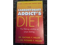 """Carbohydrate addict""""s diet book"""