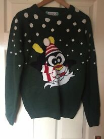 Mens medium Christmas Jumper