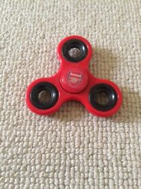 Arsenal fidget spinner