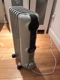 Electric radiator Delonghi
