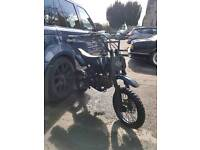 Stomp Demon yx140cc 4 speed px swap for 2 stroke