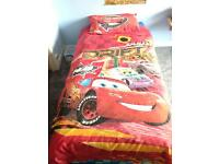 Disney Pixar Cars Lightning McQueen Bundle