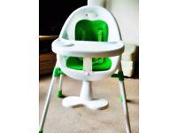 Mama & Papa's child's high chair