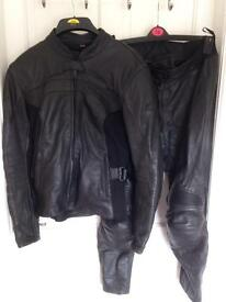 RST ladies leathers size 12