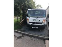 Nissan cabstar 2011 61 plate good condition.