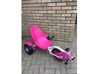 Triker Lady Rocker - Suitable for aged 6-12 Years. Max weight 75 kg