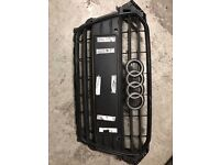 Audi A4 Black Edition 2013 Genuine Grill