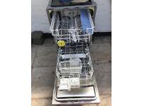 Indesit Dishwasher 9 place setting