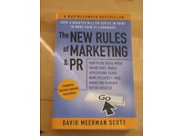 The New Rules of Marketing and PR - third edition