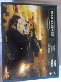 Warhammer 40,000 Space Marine Predator Tank