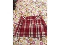 Women's Papaya short skirt size 14
