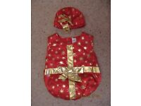 Christmas Present Fancy Dress outfit 1-5 years