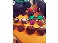 Sunglasses , womens clothes size s/m