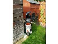 Moped Kymco 125cc