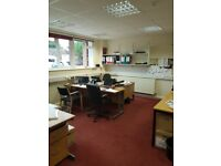 Serviced Office To Let - Furnished