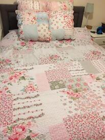 "Vintage Maison ""Jeni"" Bedspread"
