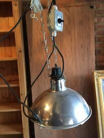Turnock Heatlamp, Used Once - chickens, ducks, small animals