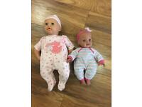 Baby Annabel and toys r us doll