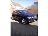 Audi Q5 S-Line 2.0 Manual Petrol - seeking quick sale as moving overseas. Great condition - bargain!