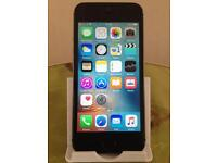 iPhone 5S - Unlocked - Any Network - 16GB - Grey/Black - Fixed Price
