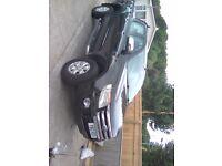Ford Ranger, 2012 crew cab pickup, black, 136000 miles, fsh, VGC.