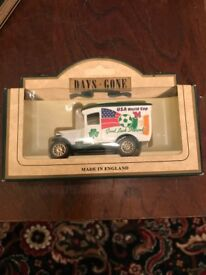 days gone model calor gas van boxed need gone for quick sale