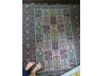 Luxury wool rug. (£10 down from £20)