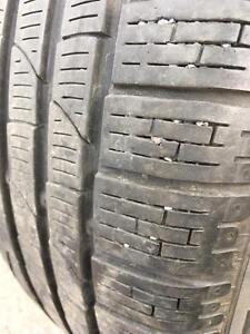 225/45/18 Pirelli runflat hiver 6/32