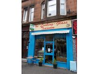 Commercial property to let on Cathcart Road. (LET AGREED)