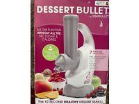 Dessert bullet. Never been taken out of box
