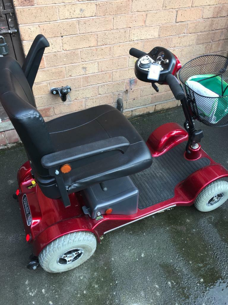 Sterling Sapphire LS2 Mobility Scooter for Sale