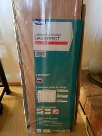 Laminate floor oak wickes 2.5 m2