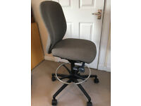 Draughtsman office chair excellent condition