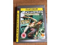 Uncharted Drakes Fortune PlayStation 3 game