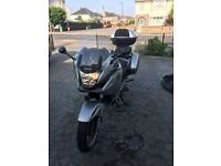 HONDA NT 700 DEUVILLE. LOW MILEAGE. GOOD CONDITION. SOUTHAMPTON. PAUL 07740982412