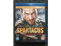 *** Spartacus: Blood And Sand on Blu-ray (4 Discs) £5 ***