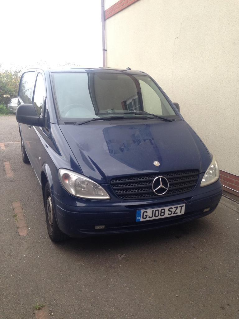 Mercedes Vito 2008 (08) For Sale NO VAT