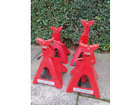 Axle Stands heavy duty
